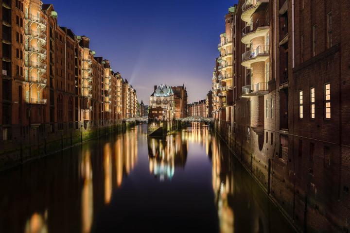 Wasserschlösschen Hamburg #6 | Kai-Uwe Klauss Photography