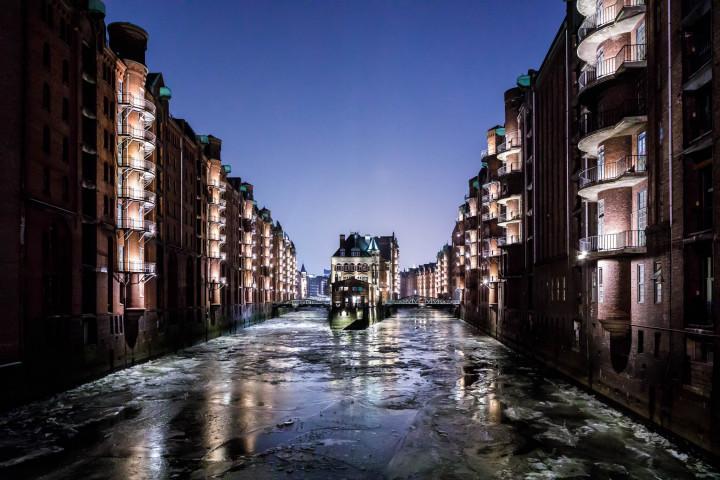 Wasserschlösschen Winter Hamburg | Kai-Uwe Klauss Photography