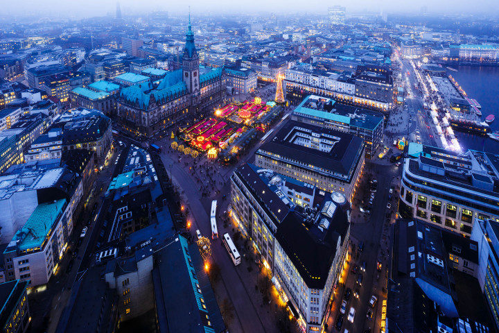 Weihnachtsmarkt_Hamburg_Rathausmarkt #4 | Kai-Uwe Klauss Photography