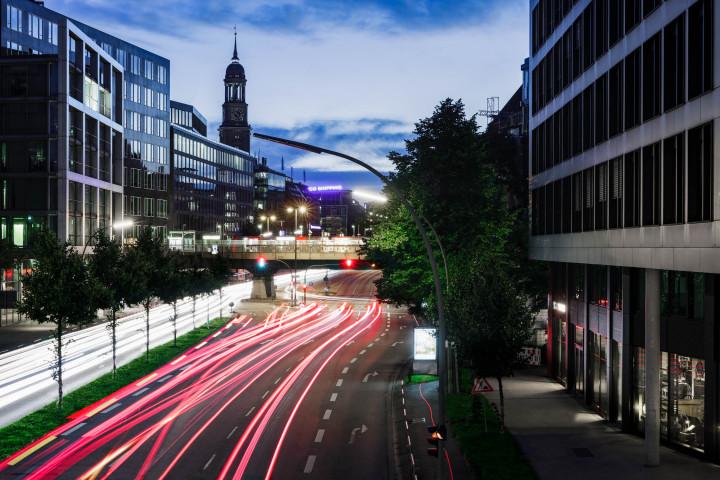 Willy-Brandt-Straße_Hamburg #3 | Kai-Uwe Klauss Photography