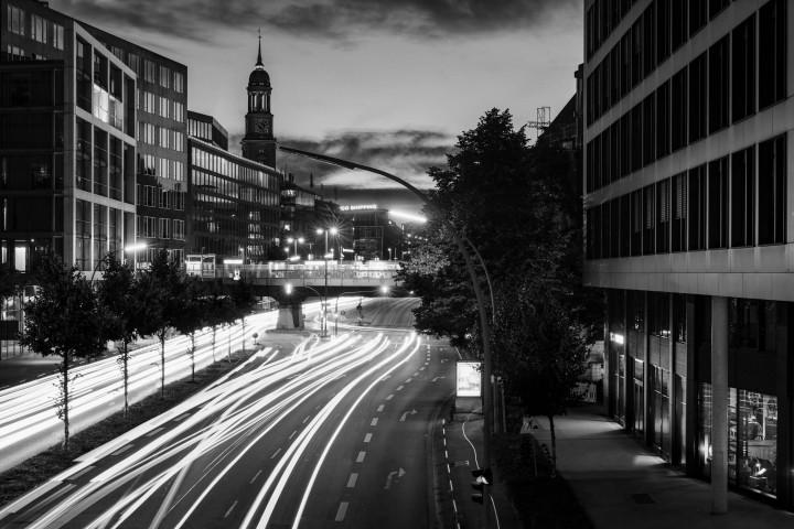 Willy-Brandt-Straße_Hamburg #4 | Kai-Uwe Klauss Photography