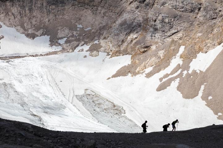 Schnee, Berge, Silhouette | Kai-Uwe Klauss Photography