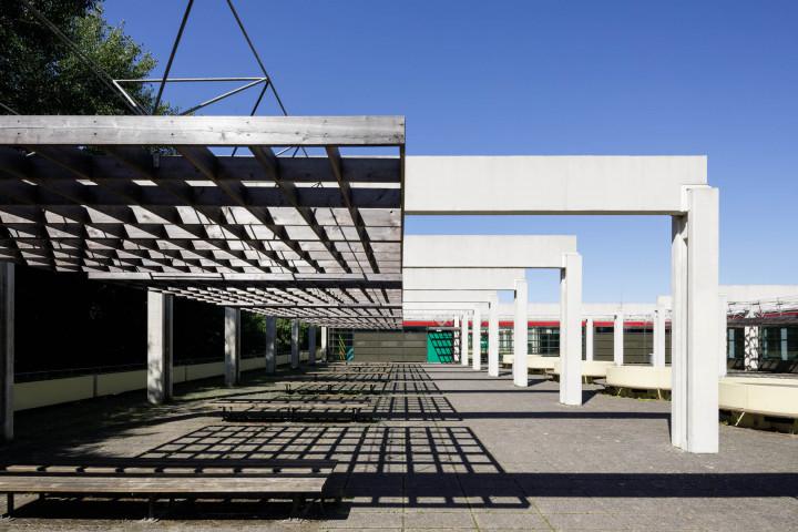 Arne Jacobsen | Christianeum #39 | Kai-Uwe Klauss Architecturephotography