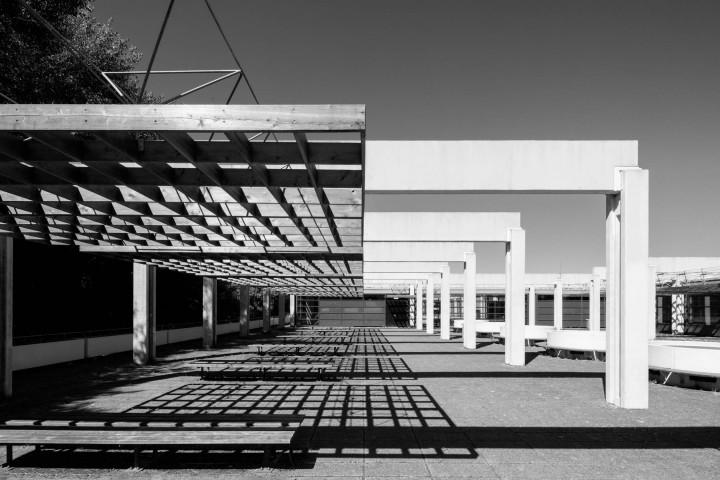 Arne Jacobsen | Christianeum #38 | Kai-Uwe Klauss Architecturephotography