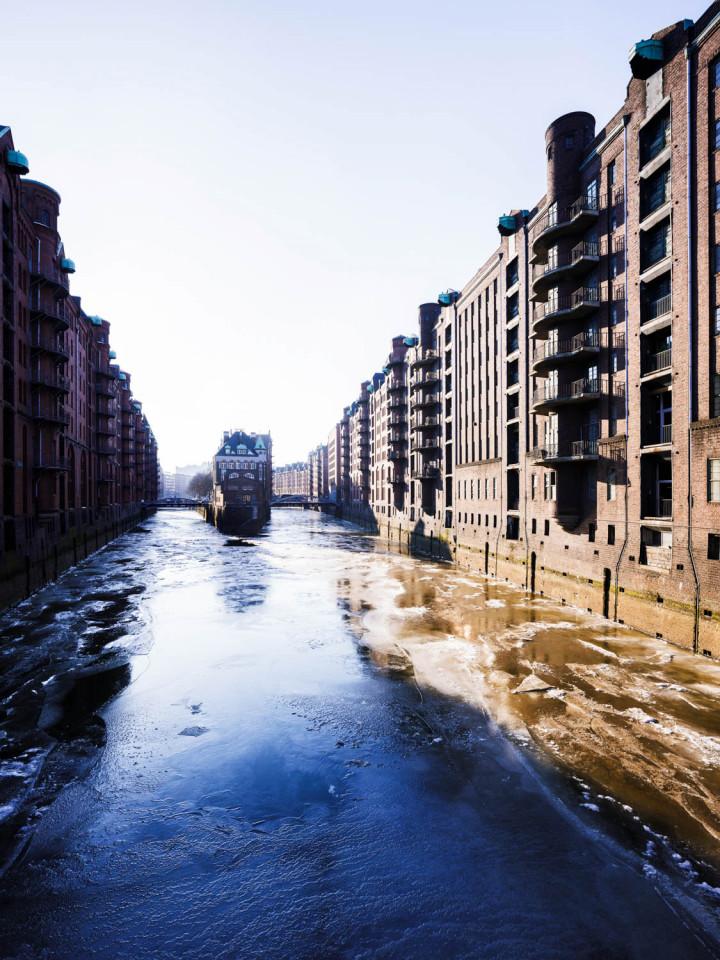 Wasserschlösschen im Winter #3 | Kai-Uwe Klauss Architecturephotography
