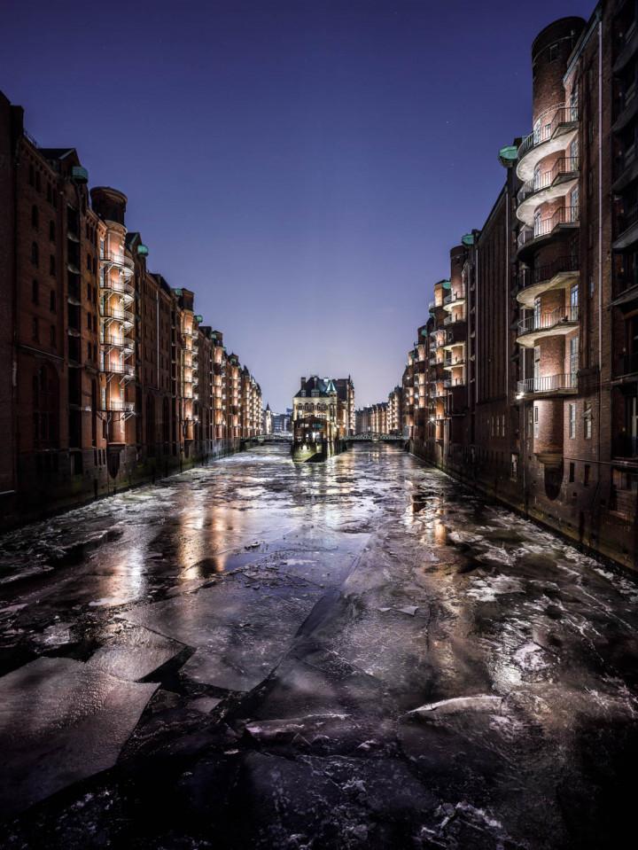 Wasserschlösschen im Winter #2 | Kai-Uwe Klauss Architecturephotography