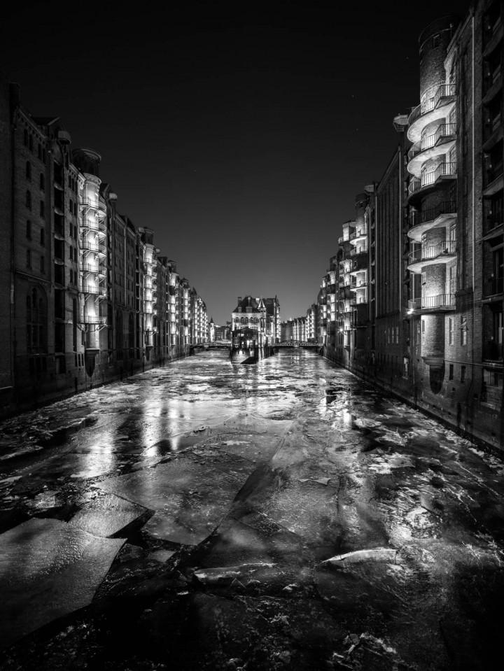 Wasserschlösschen im Winter | Kai-Uwe Klauss Architecturephotography