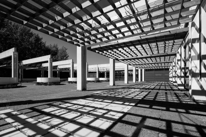 Funktionalismus in Hamburg | Arne Jacobsen | Christianeum #37 | Kai-Uwe Klauss Architecturephotography
