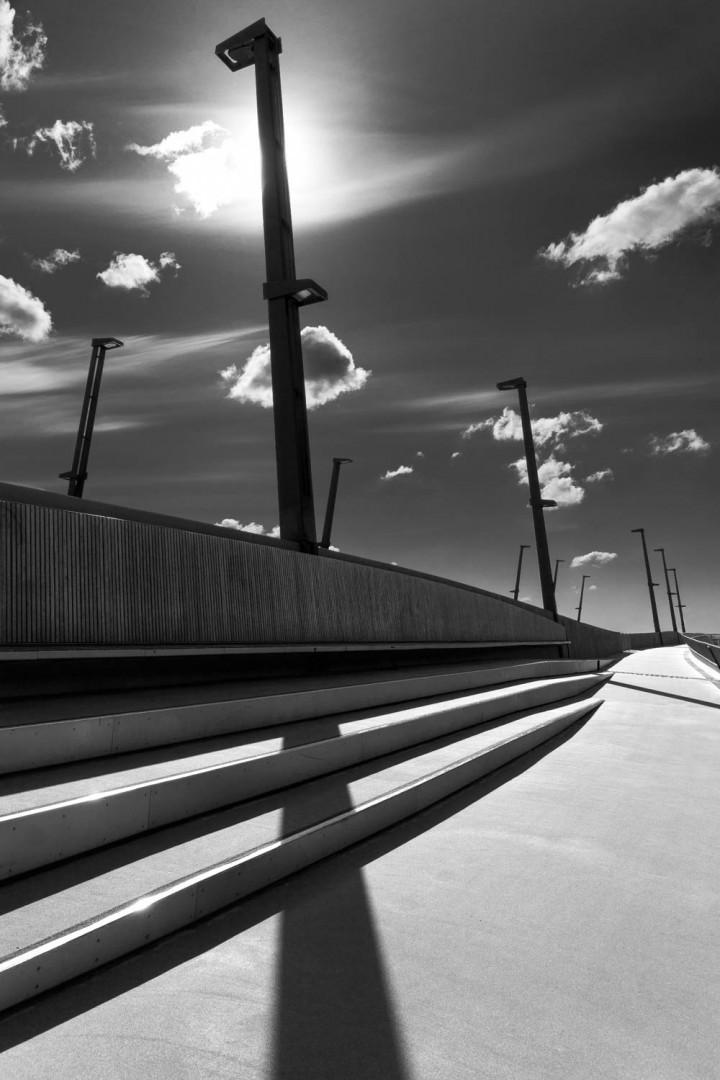 Baakenhafenbrücke, HafenCity, Hamburg #18 | Kai-Uwe Klauss Architecturephotography