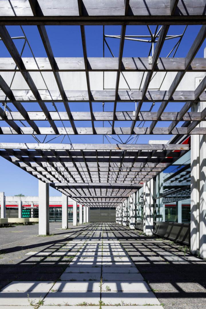 Arne Jacobsen | Christianeum #43 | Kai-Uwe Klauss Architecturephotography