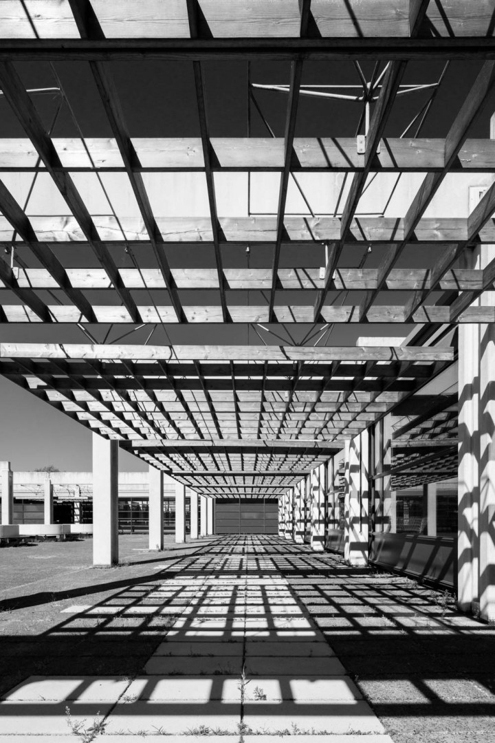 Arne Jacobsen | Christianeum #42 | Kai-Uwe Klauss Architecturephotography
