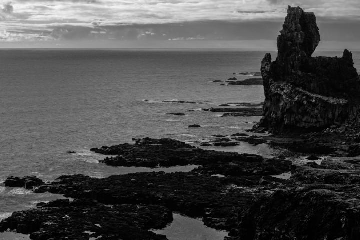 Lóndrangar, Snæfellsnes, Iceland #3 | Kai-Uwe Klauss Landscape Photography