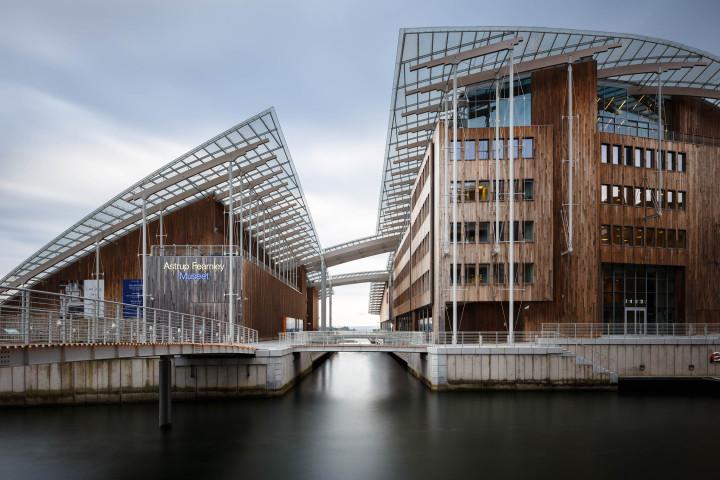 Astrup Fearnley Museet, Oslo #1 | Kai-Uwe Klauss Architecturephotography