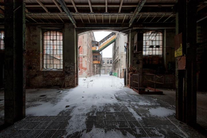 Bleichert Werke #1 | Kai-Uwe Klauss Foto