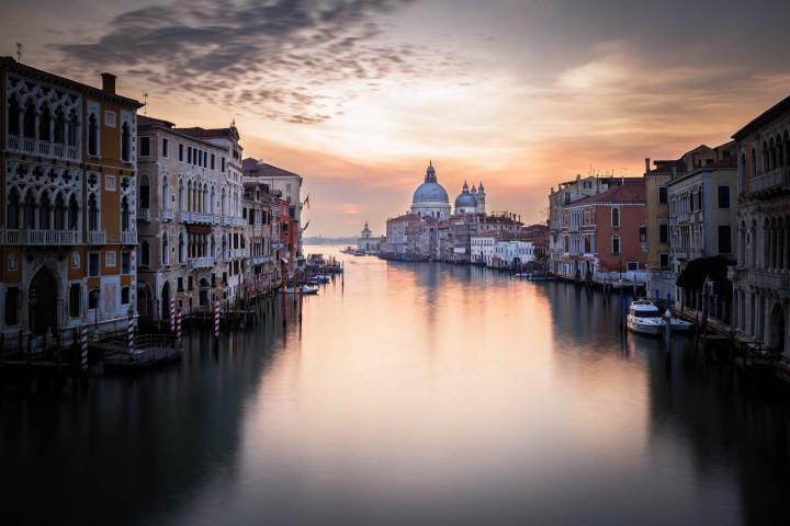 Venedig, Canal Grande #60 | Kai-Uwe Klauss Architekturfotografie