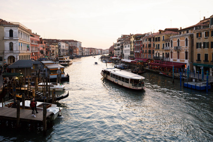 Venedig, Canal Grande #64 | Kai-Uwe Klauss Architekturfotografie