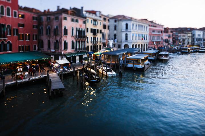 Venedig, Canal Grande #63 | Kai-Uwe Klauss Architekturfotografie