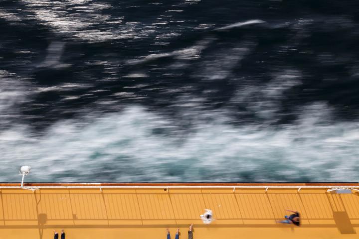 Color-Line Kiel-Oslo #39 | Kai-Uwe Klauss Landscape Photography