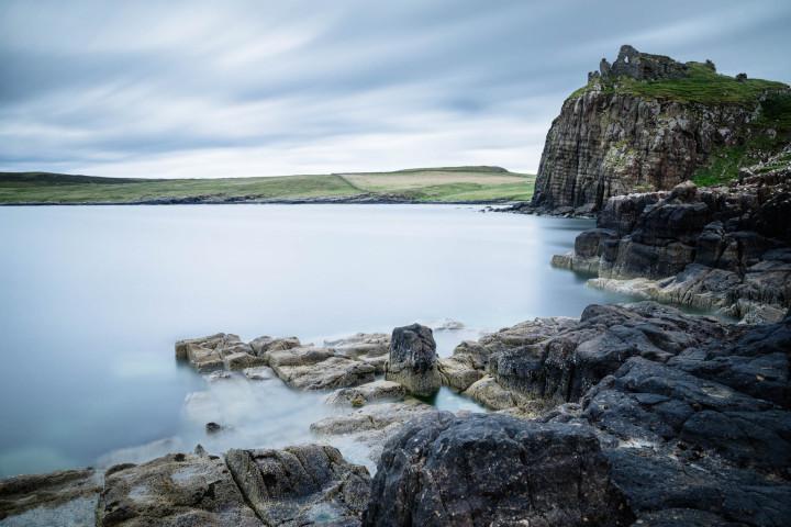 Duntulm Castle, Isle of Skye, Schottland #84 | Kai-Uwe Klauss Foto