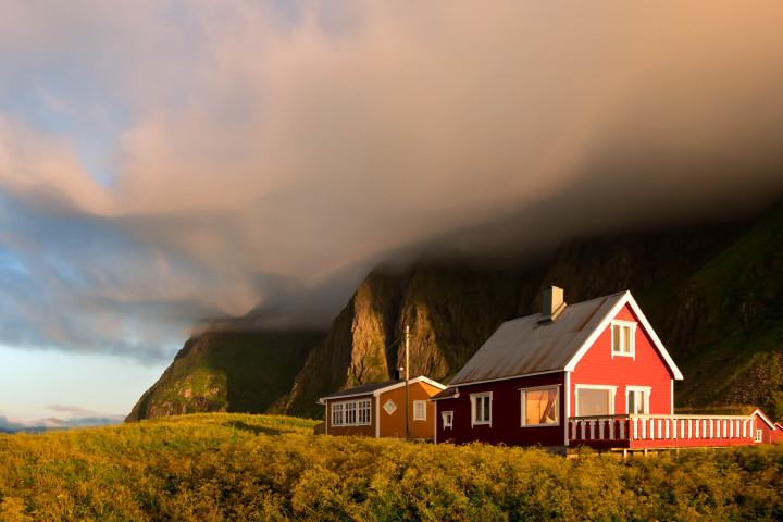 Eggum, Lofoten, Nowegen #48 | Kai-Uwe Klauss Landscape Photography