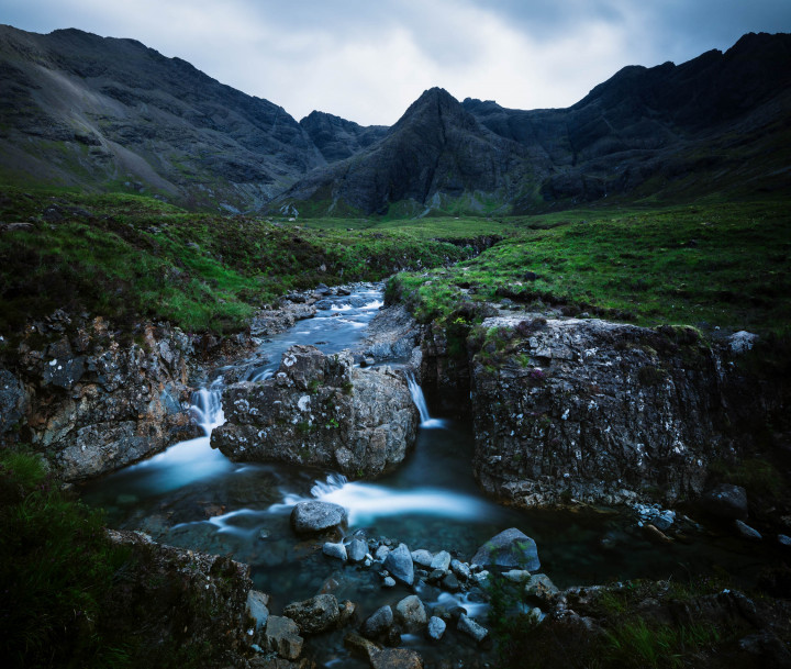 Fairy Pools, Isle of Skye, Schottland #72 | Kai-Uwe Klauss Foto