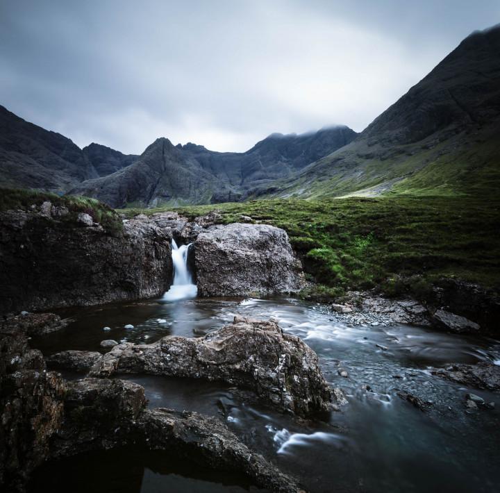 Fairy Pools, Isle of Skye, Schottland #69 | Kai-Uwe Klauss Foto