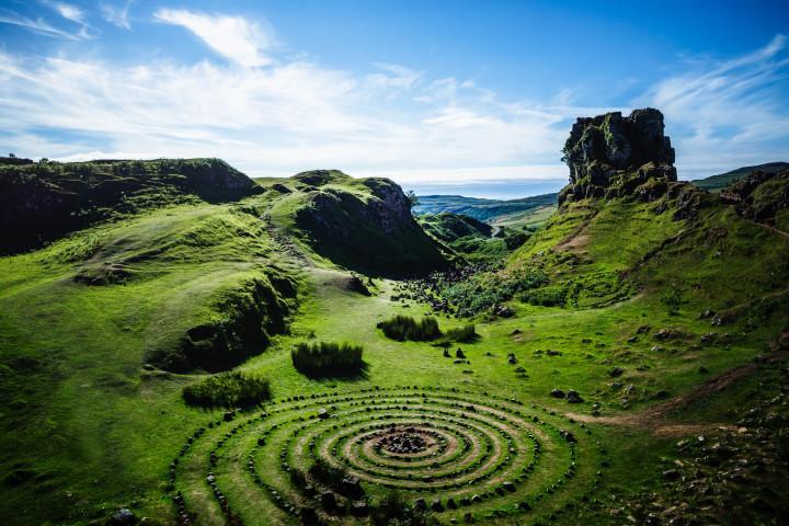 Fairy Glen, Isle of Skye, Schottland #74 | Kai-Uwe Klauss Foto