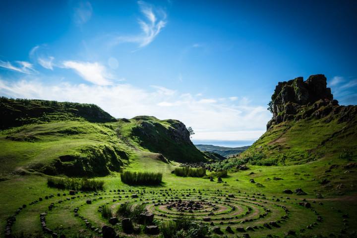 Fairy Glen, Isle of Skye, Schottland #73 | Kai-Uwe Klauss Foto