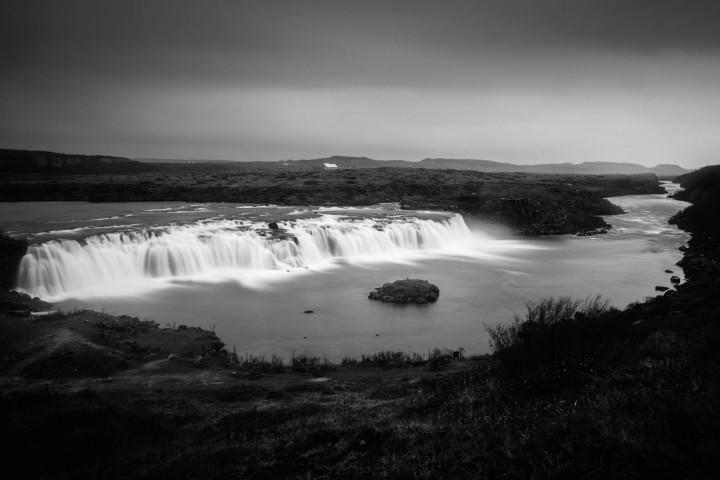 Vatnsleysufoss, (Faxifoss) Iceland #3 | Kai-Uwe Klauss Landscape Photography