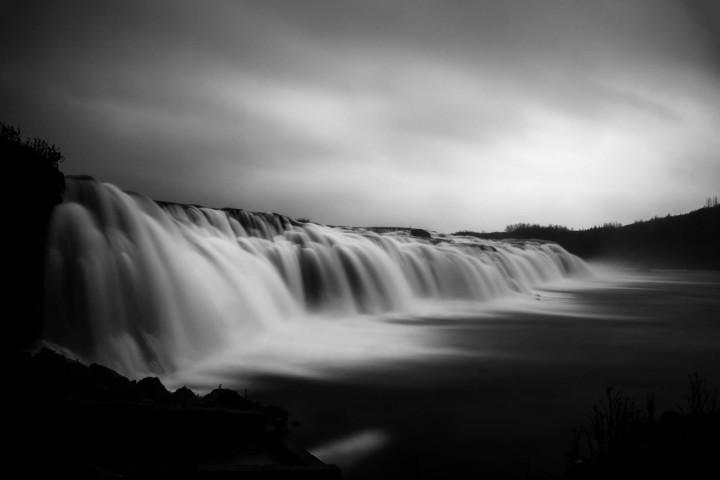 Vatnsleysufoss, (Faxifoss) Iceland #2 | Kai-Uwe Klauss Landscape Photography