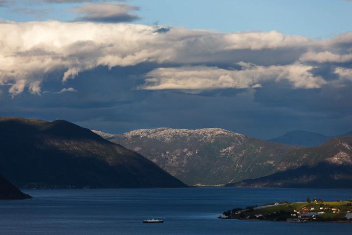 Hella-Vangsnes, Sognefjord, Norwegen #34 | Kai-Uwe Klauss Landscape Photography