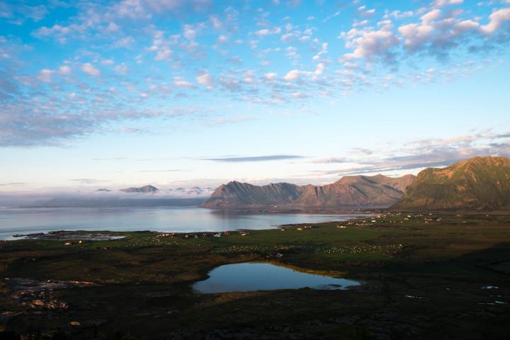 Hoven, Lofoten, Nowegen #45 | Kai-Uwe Klauss Landscape Photography