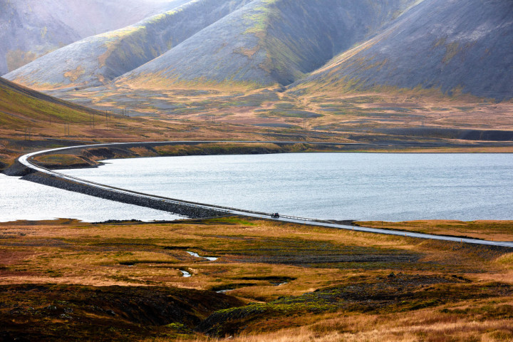 Islands Straßen #5 | Kai-Uwe Klauss Landscape Photography