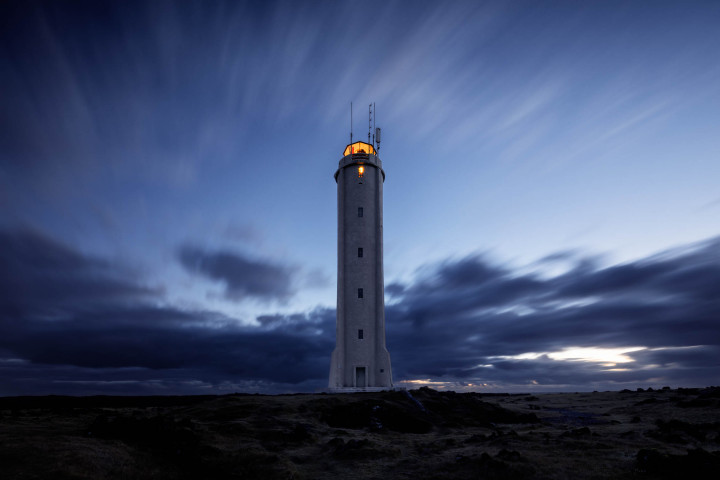 Snæfellsnes, Lighthouse, Iceland #2 | Kai-Uwe Klauss Landscape Photography