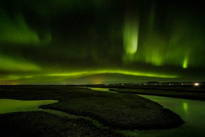 Aurora Borealis, Iceland #2 | Kai-Uwe Klauss Landscape Photography