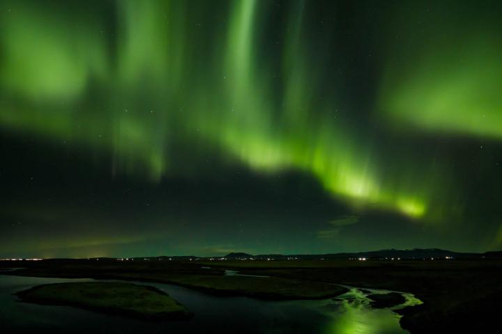 Aurora Borealis, Iceland #3 | Kai-Uwe Klauss Landscape Photography