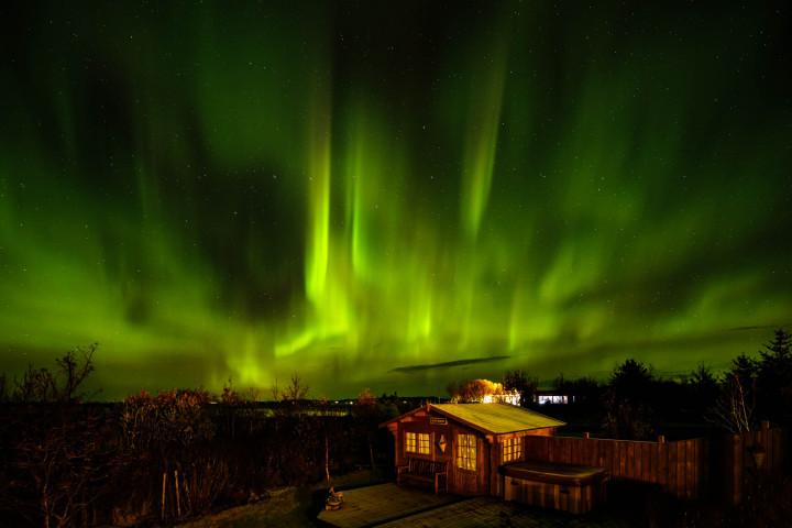 Aurora Borealis, Iceland #4 | Kai-Uwe Klauss Landscape Photography