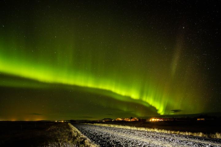 Aurora Borealis, Iceland #5 | Kai-Uwe Klauss Landscape Photography