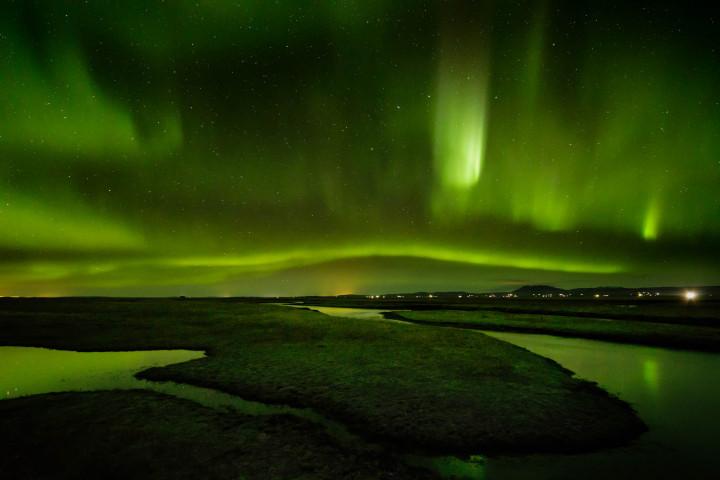 Aurora Borealis, Iceland #1 | Kai-Uwe Klauss Landscape Photography