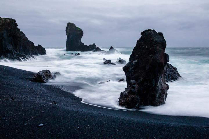 Djúpalónssandur, Iceland #1 | Kai-Uwe Klauss Landscape Photography