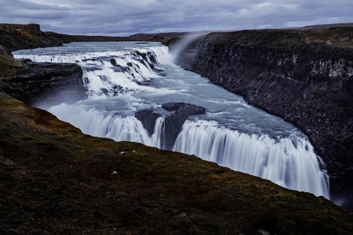 Gullfoss, Iceland #3 | Kai-Uwe Klauss Landscape Photography