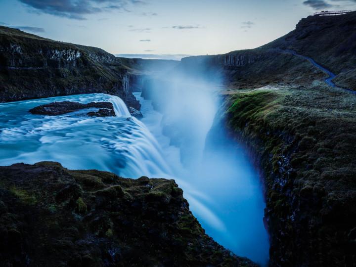 Gullfoss, Iceland #1 | Kai-Uwe Klauss Landscape Photography