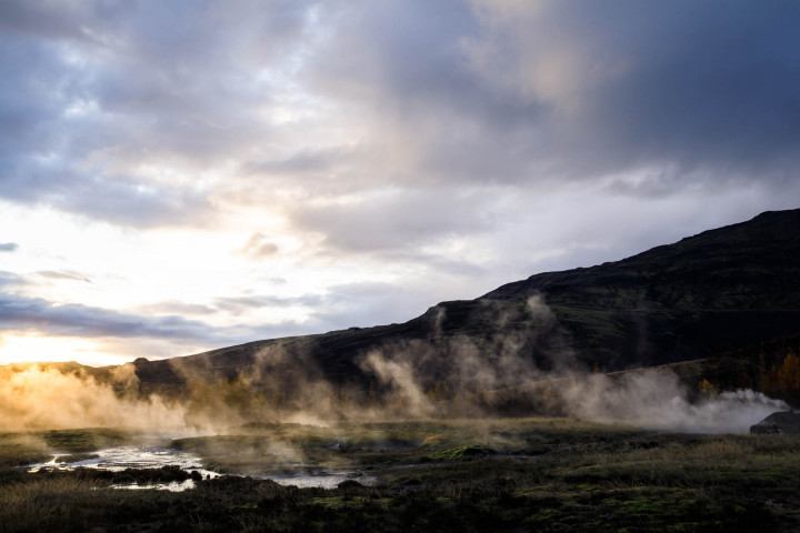 Haukadalur, Iceland #1 | Kai-Uwe Klauss Landscape Photography
