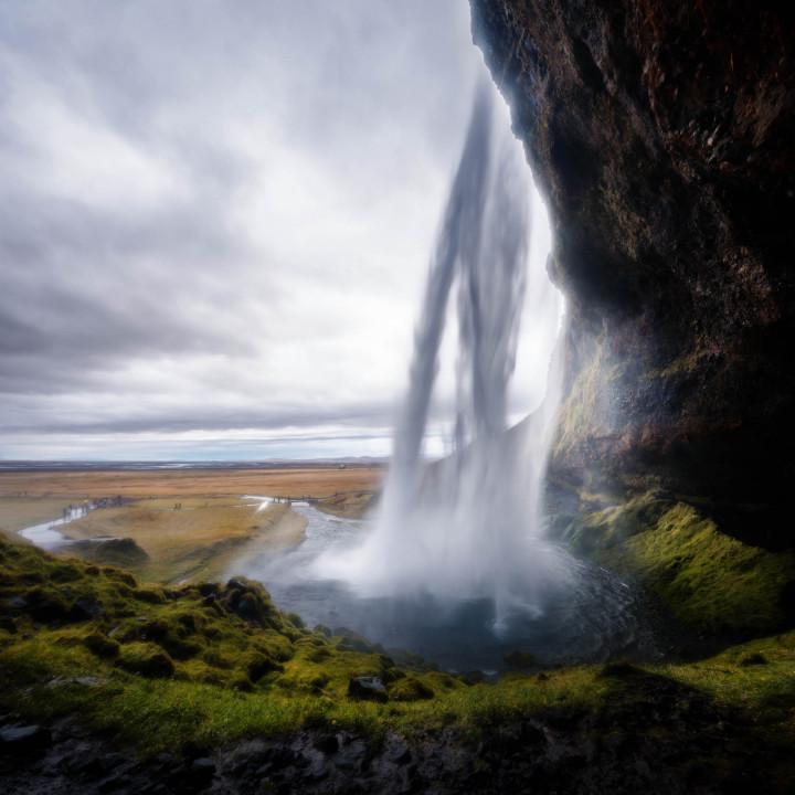 Seljalandsfoss, Iceland #3 | Kai-Uwe Klauss Landscape Photography