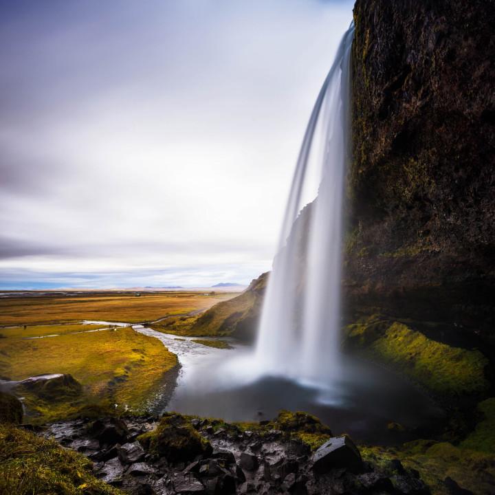 Seljalandsfoss, Iceland #1 | Kai-Uwe Klauss Landscape Photography