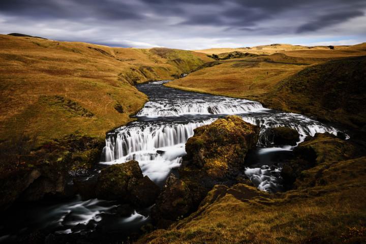 Skógafoss, Iceland #2 | Kai-Uwe Klauss Landscape Photography