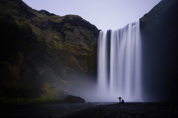 Skógafoss, Iceland #1 | Kai-Uwe Klauss Landscape Photography