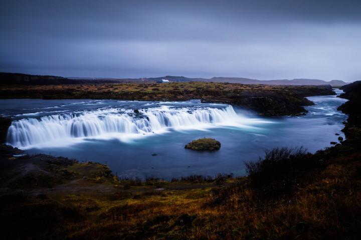 Vatnsleysufoss, (Faxifoss) Iceland #1 | Kai-Uwe Klauss Landscape Photography