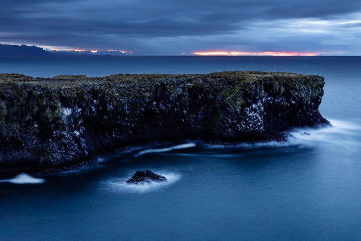 Island Arnastapi, Snæfellsnes #1 | Kai-Uwe Klauss Landscape Photography
