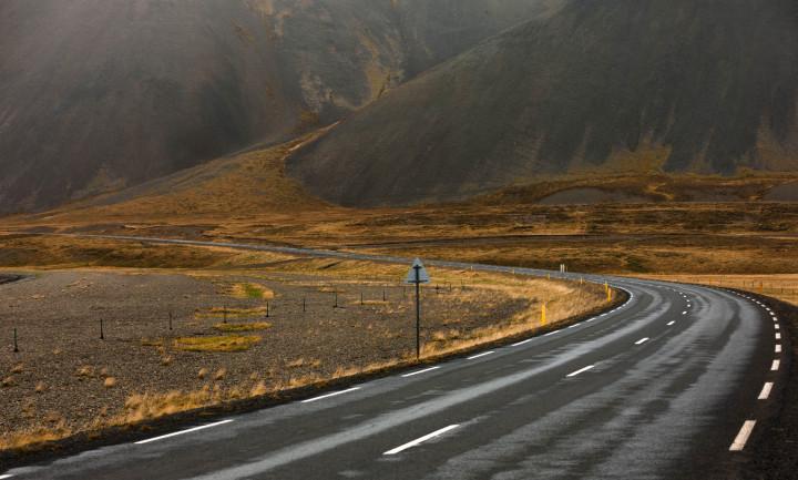 Islands Straßen #1 | Kai-Uwe Klauss Landscape Photography
